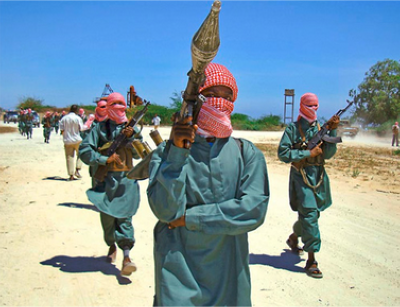 The militants kidnapped the traders and took them to the dense Boni forest area in Lamu County.