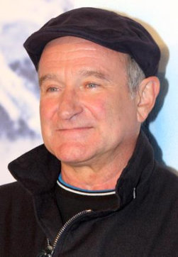 Robin Williams grew closer to God during rehab