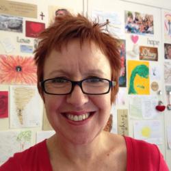 Sue Jameson...joy activist.