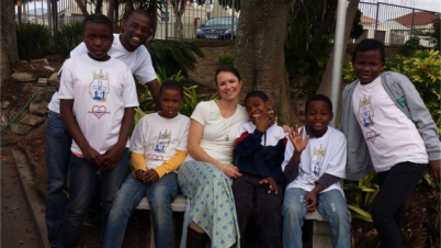 Swazi children share message of hope