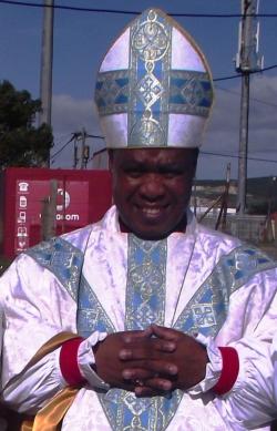 Bishop Sonwabo Hoyi,