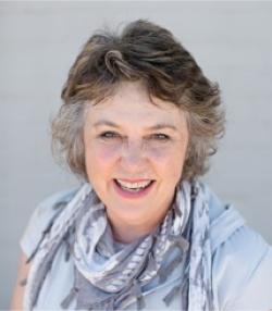 Corrinne Sandenbergh, Director of STOP (Stop Trafficking of People).
