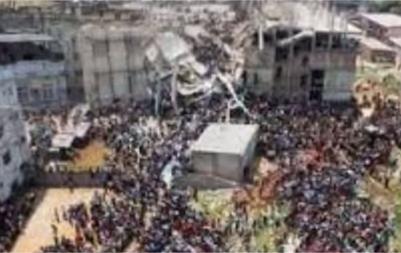 Zuma: 67 South Africans dead in Nigeria church collapse