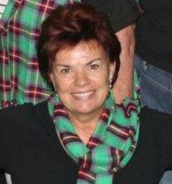 Ina Murison-McGowan, head of public relations, Western Cape Mighty Men.