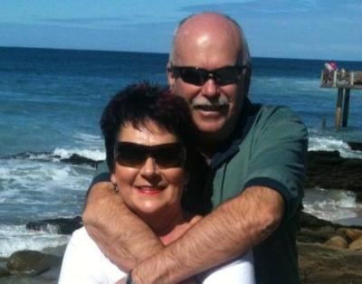 Cathy and Monte Jordaan of Somerset West.
