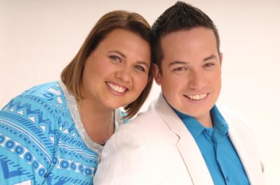 Joshua and Janet Mills.