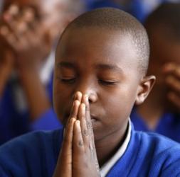 prayingatschool