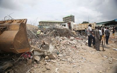 Mystery still surrounds tragic collapse of TB Joshua church guesthouse