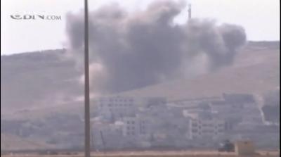 Pentagon: Airstrikes not enough to stop ISIS