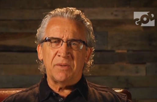 Bethel Church's Bill Johnson called GOD TV viewers to throw their weight behind the network in the wake of co-founder Rory Alec's moral failure and resignation. (PHOTO: GOD TV)