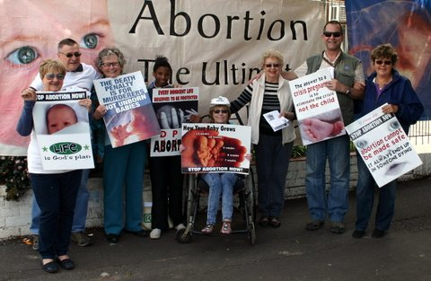 SA and world youth take stand in pro-life events on International Life Chain Sunday