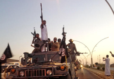 Islamic State flying 3 jets in Syria — monitor