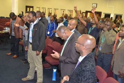 """Men at the Cross"" meet to pursue Kingdom impact"