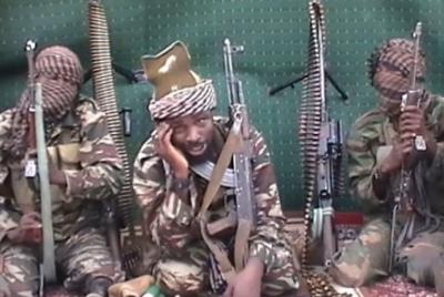 Boko Haram militants.