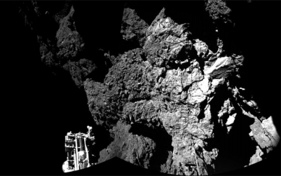 What does the comet probe tell us about modern religious faith?