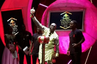 Winners shine at the Crown Gospel Awards.