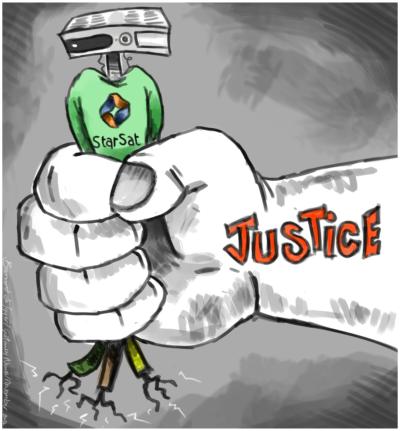 Cartoon by Barry de Jager.