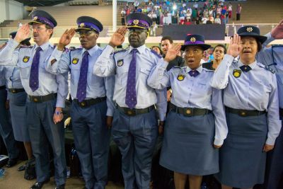 PE church holds 5th annual Police Appreciation Day Service