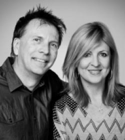 Darlene and Mark Zschech.