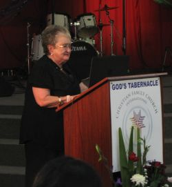 Prayer conference addressed broken spiritual walls of SA
