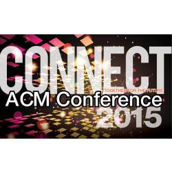 Christian media expert at ACM Conference 2015