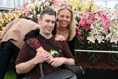 Martin Pistorius and his wife, Joanna. Photo: Martin Pistorius via NPR Read more: http://www.gospelherald.com/articles/53961/20150113/christian-man-trapped-in-vegetative-state-for-12-years-awakens-to-tell-his-story-describes-new-appreciation-of-gods-love.htm#ixzz3OxzK42M3