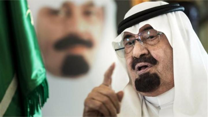 King Abdullah of Saudi Arabia is dead