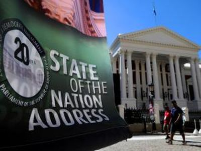 Religious leaders and politicians have been meeting with the goal of brokering a truce between political parties to prevent disruptions of Parliament in the run-up of next month's State Of The Nation Address. (File picture: Kopano Tlape, Department of Communications via iol)