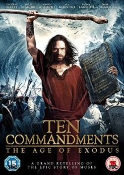 Ten Commandments — The Age of Exodus: DVD review