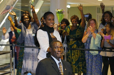 """Meriam Ibrahim getting media award for showing """"what it means to not be ashamed of Christ"""""""