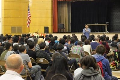 Students transformed in powerful move of God in California schools