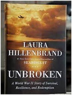 Laura Hillenbrand — Unbroken: Book Review