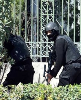 Isis claims deadly museum attack in Tunis