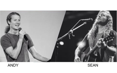 Sean Feucht and friends in Cape Town, PE and Joburg in May