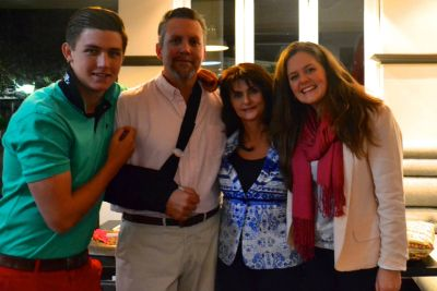 """God is good"" says Knysna pastor 4.5 years after his miracle accident recovery"