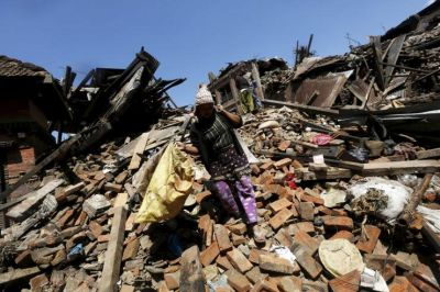 Hundreds of Nepalese Christians die worshipping as quake hits