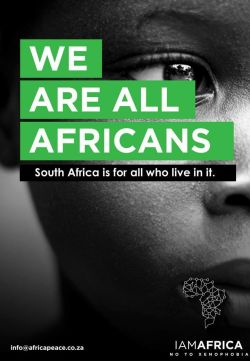 'I Am Africa' invites you to take action on xenophobia