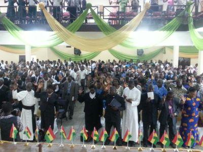 Kuwana calls on Ghana to lead Africa on Biblical path to economic freedom