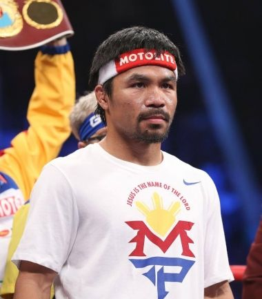 "WATCH: Video of the Week: May 7, 2015 — Manny Pacquiao: ""How God changed my heart"""