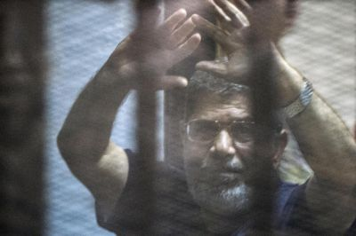 Former Egyptian president, Morsi, sentenced to death