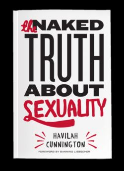 "Jesus Culture promoting book ""The Naked Truth About Sexuality"""