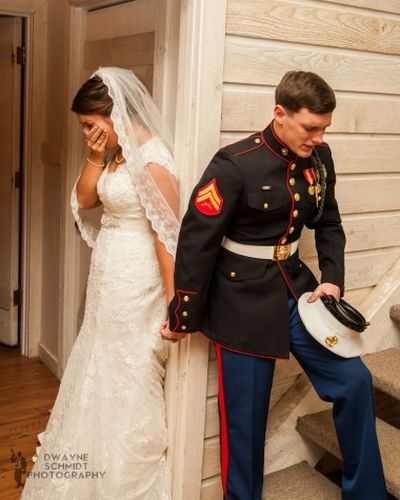 Image of couple praying fervently before wedding goes viral
