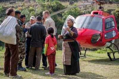 Nepal earthquake relief effort is race against time, says SA aviation missionary