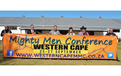 MMC Western Cape team fired-up after visit to Shalom