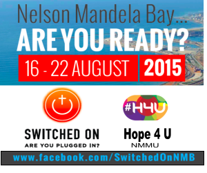 Nelson Mandela Bay — Are you ready to be SWITCHED ON?