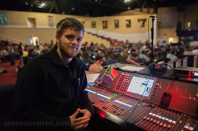 Local soundman joins Kari Jobe's tour team