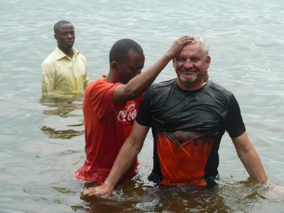 baptised