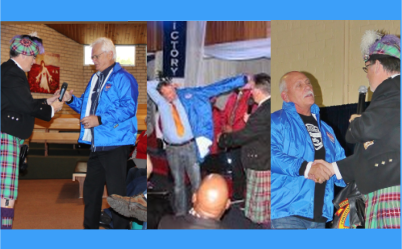 MMC WC leaders awarded their colours