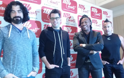Newsboys aim to 'change the world'