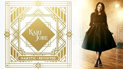 Kari Jobe releases special project: Majestic (Revisited)